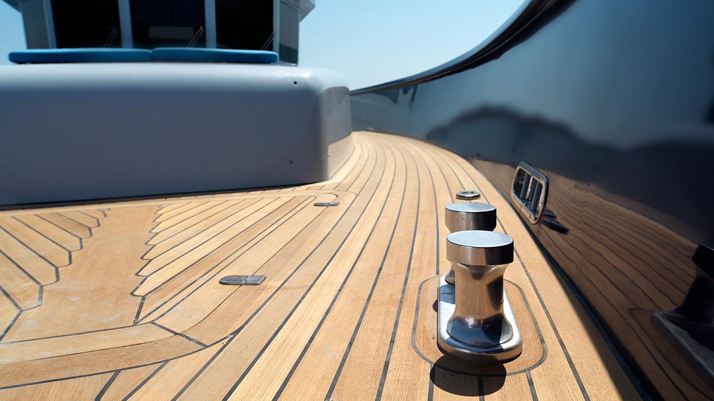 Vismara Marine dettagli barca -Mattia Morgavi
