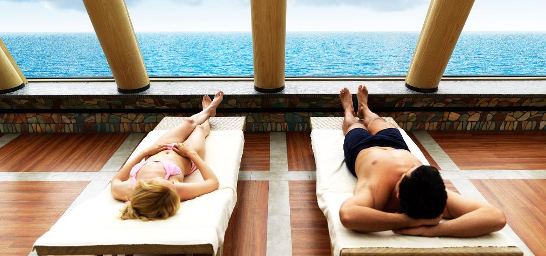 Costa Crociere massaggi