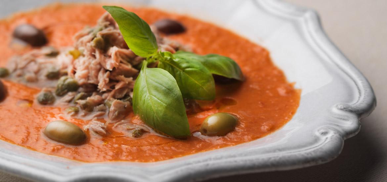 Maruzzella - ricetta ragù di tonno alla Mediterranea