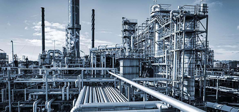 Fotografie industriali impianto